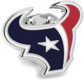 Ice Houston Texans Lapel Pin