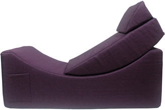 Chic Home Enzyme Purple Accent Chair