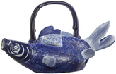 A&B Home Fish Teapot