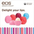 EOS Multipack 6 Organic Smooth Sphere Lip Balms
