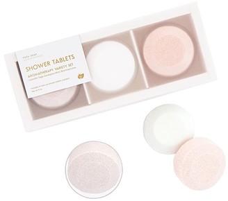 Yuzu Soap Aromatherapy Variety Set Shower Tablets - Set Of 3
