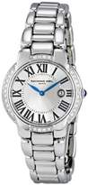 Raymond Weil Women's 5229-STS-00659 Jasmine Diamond Stainless- Bracelet Watch