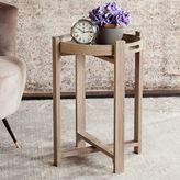 Safavieh Hamish Side Table in Light Grey