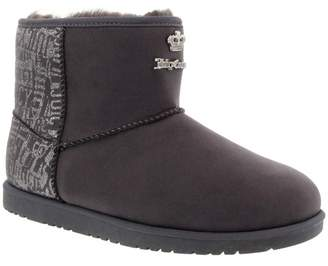 Juicy Couture Kicks Cold Weather Boot