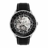 Rocawear Mens Black Strap Watch-Rmst7612s1-362