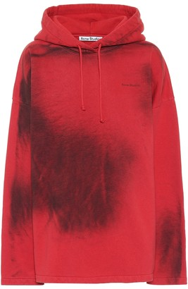 Acne Studios Oversized cotton hoodie