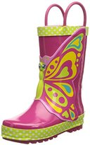 Western Chief Butterfly Star Girls' Infant-Toddler-Youth Boot