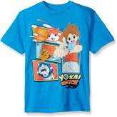 Freeze Yo Kai Little Boys' Short Sleeve T-Shirt Shirt