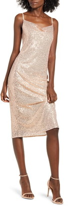 4SI3NNA the Label Rhea Sheath Dress