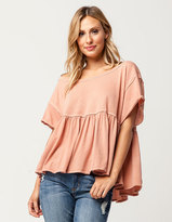 Free People Odyssey Womens Tee