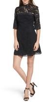 Women's Keepsake The Label Star Crossed Lace Minidress