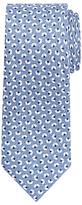 John Lewis Sycamore Linen-Silk Tie, Light Blue
