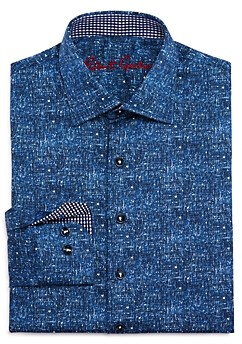 Robert Graham Boys' Havilland Dress Shirt - Big Kid