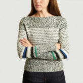 See by Chloe Green Cropped Jumper - Cotton, Acrylic, Polyester, Nylon | green | m - Green/Green