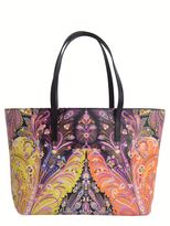 Etro Shopping Leather Bag