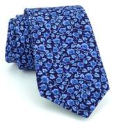 Ted Baker Men's Floral Silk Tie