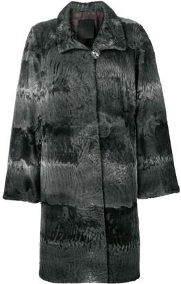 Liska Elysa midi fur coat