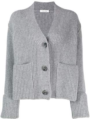 Falke cable knit cardigan