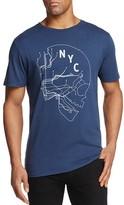 Junk Food Clothing NYC Skull Tee - 100% Exclusive