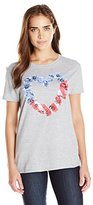 Hanes Women's Short Sleeve Graphic Tee