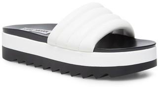 Steve Madden Lazaro Platform Slide Sandal