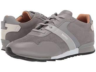 HUGO BOSS Parkour Run Suede Sneakers by BOSS