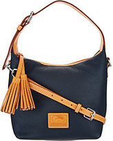 Dooney & Bourke As Is Patterson Pebble Paige Crossbody