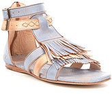 Bed Stu Alena Fringe Leather Sandals