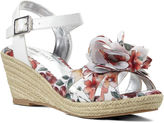Nine West Even Wedge Sandals (girls)