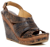 Bed Stu Bed|Stu Gayle Wedge Sandal