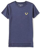 True Religion Little Boys 2T-7 High-Low Short-Sleeve Tee