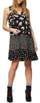 Sanctuary Women's Alina Floral A-Line Dress