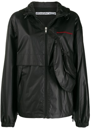 Alexander Wang Chynatown track jacket