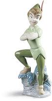 Nao Porcelain Peter Pan Figurine