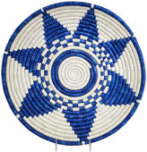 All Across Africa Large Thousand Hills Serving Tray, Lake
