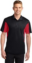 Sport-Tek Men's Side Blocked Micropique Sport Wick Polo XXL