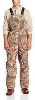 Carhartt Men's Big & Tall Camo Shoreline Waterproof Breathable Bib Overalls