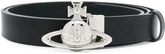 Vivienne Westwood logo buckle belt