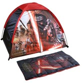 Star Wars Play Tent with Sleeping Bag