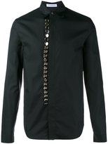 J.W.Anderson studded detail shirt - men - Cotton - 46