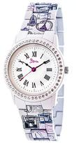 Boum Bon Voyage Collection BOUBM3403 Women's Ceramic Watch with Ceramic Band