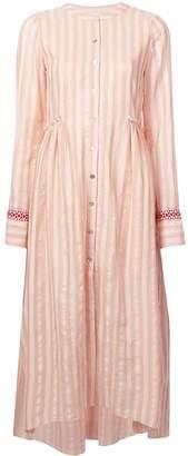 Lemlem Nefasi striped shirt dress