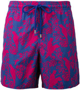 Vilebrequin floral print swim shorts - men - Cotton/Polyamide/Polyester - M