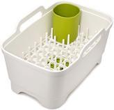 Joseph Joseph Wash & Drain 3 Piece Set - White/Green