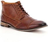 Steve Madden Men's JABBAR Cap Toe Chukka Boots
