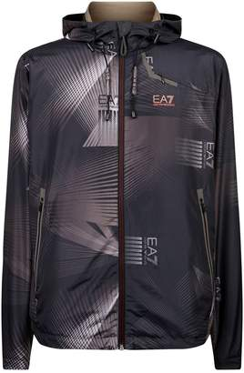 Emporio Armani Print Tech Jacket