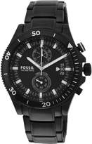 Fossil Men's CH2936 Wakefield Chronograph Stainless Steel Watch