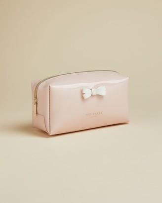Ted Baker Bow Detail Makeup Bag