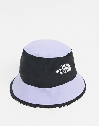 The North Face Cypress bucket hat in purple