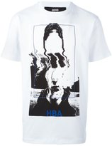 Hood by Air 'Montgomery' print T-shirt